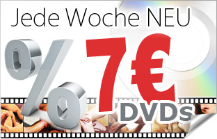 7 Euro DVDs