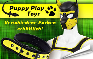Pupplay BDSM-Toys
