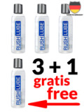 3 + 1 RUSH LUBE WATER PACK