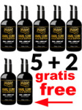 5 + 2 PUSH Anal Lube Silikon Gold Edition 250 ml