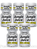 5 x JUNGLE JUICE ULTRA STRONG - PACK