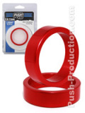 Push Ultra Light - Wild Blowpipe Aluminium Cockring Rot