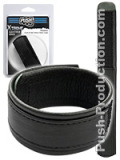 Push Xtreme Leather - Phoenix Cock & Ball Velcro Strap Large
