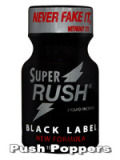Super Rush Black Label 10 ml