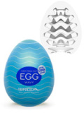 Tenga - Egg Wavy - Special Cool Edition