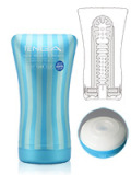 Tenga - Soft Tube Cup Masturbator - Cool Edition
